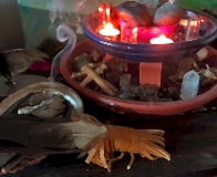 monkey-altar