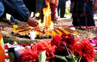 Guatemalan Sacred Fire