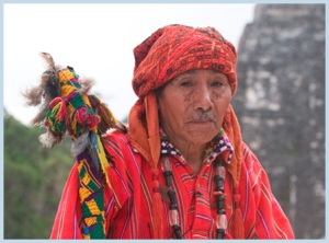 Grand Mayan Elder, Don Alejandro