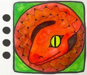 4 Serpent / CHICCHAN